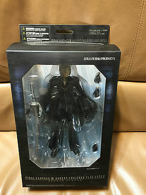 2  Final Fantasy Advent Children Kadaj NIB Play Arts vol