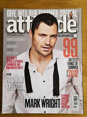 Attitude Magazine - Summer 2012 - Mark Wright