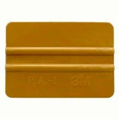 3M Hand Applicator Squeegee PA1-G Gold Vinyl Decal Tool