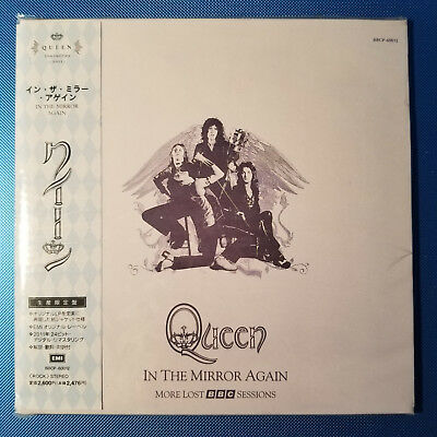 Queen - In The Mirror Again - More Lost BBC Sessions.  NEW sealed Mini-LP CD