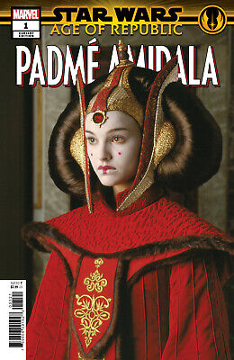 Star Wars Age of Republic Padme Amidala #1 Marvel 2019 Movie 1:10 Variant Cover
