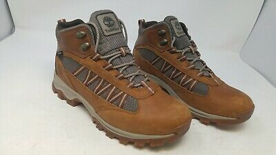 1cf877632cf NEW TIMBERLAND MEN S MT Maddsen Lite Mid Waterproof Hiking Boots Hiker  Shoes -  90.00