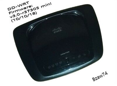 LINKSYS E1000 WIRELESS N Router, Repeater, Bridge, AP ~ DD-WRT