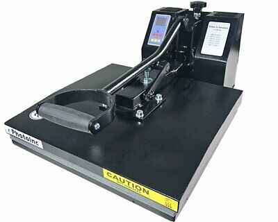 "ePhotoInc New 15"" x 15"" T Shirt Heat Press Machine T Shirt Transfer Machine 1..."