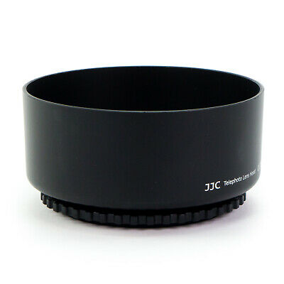 JJC Universal Bayonet Lens Hood for Telephoto Lens with 49mm Filter Thread