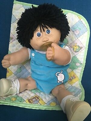 Rare JESMAR BOY BEST REROOT ON EBAY With BLUE EYES REDUCED <>. Was 129.99
