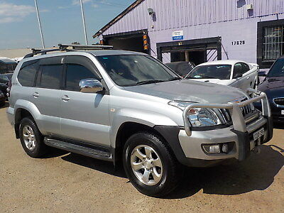 2006 Toyota Landcruiser Prado Gx Limited 5 Sp Auto With Lots Of Gear