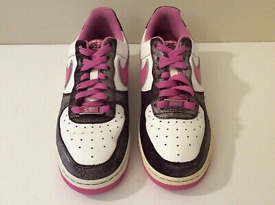 42b1efb2323 NIKE WOMEN S AIR Force 1  07 Basketball Shoes Sneakers 315115-514 US ...