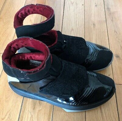 25886ee9d37498 AIR JORDAN 20 XX Retro Stealth Black Varsity Red SKU 310455 001 Size ...