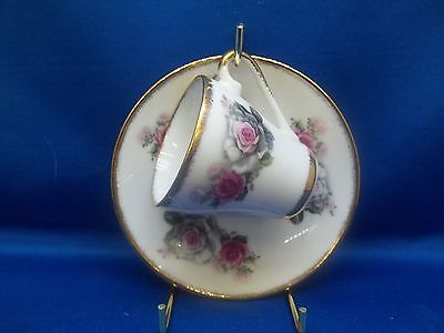 Demitasse Teacup and Saucer - Made in China