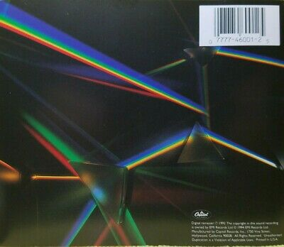 "Pink Floyd, Capitol,US,""Dark Side Of The Moon""1994 REMASTERED CD EXCELLENT COND"