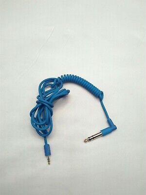 Beats Mixr Blue ORIGINAL Replacement Cable( DONT BUY KNOCKOFFS) CABLE IS RARE