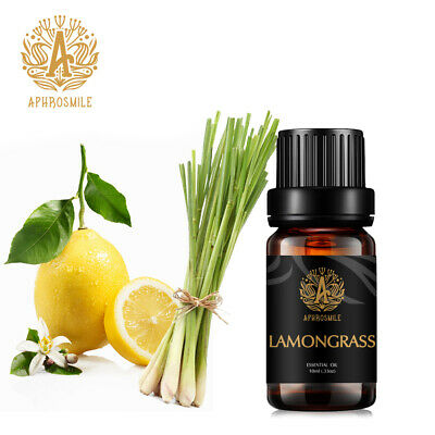 10 ml Lemongrass Essential Oil (100% Pure & Natural)