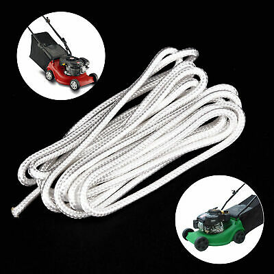 High Quality Nylon Pull Starter Recoil Start Cord Rope 4 garden power equipment