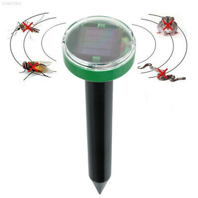 429F Solar Power Eco-Friendly Ultrasonic Pest Balcony Reject Repeller Control
