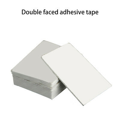 CO_ High Viscosity Rectangle Double Sided EVA Foam Tape Mounting Adhesive Pad 5P