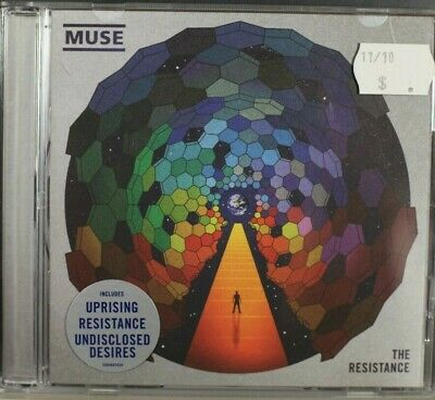Muse – The Resistance  (Box C665)
