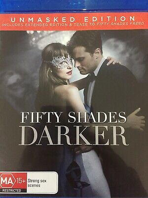 Fifty Shades Darker - Bluray 2016 As New!