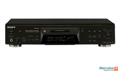 Sony MDS-JE780 MD [BLACK] + Remote  **BRAND NEW LASER DIODE & ASSEMBLY FITTED**