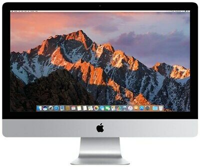 "Apple iMac 27"" Retina 5K MNE92D/A-058148 Mid 2017  Intel Core i5 8 GB RAM (PC)"