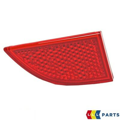 New Genuine Porsche Panamera 14-16 Rear Bumper Inner Small Reflector Right O/s