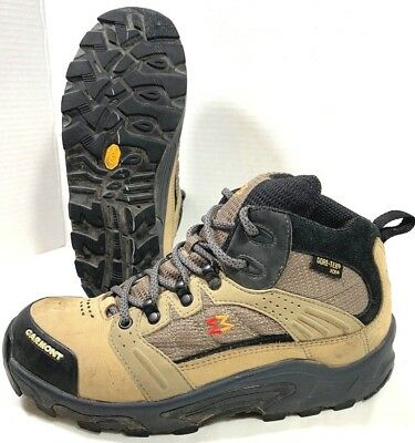 9350cf24cce GARMONT GORE-TEX XCR Hiking Boots Tan/Brown Leather Women's Size US 7.5 EUR  39.5