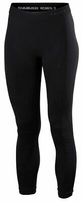 Falke Womens Tight Fit Long Tights - Black