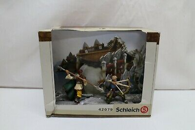 Schleich 42079 Fighter Elephant Attachment  New