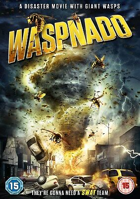 Bulk Buy - New And Sealed Dvds - Waspnado - 100 Dvds For £15