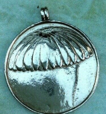 Watch Fob Sterling Silver 1907