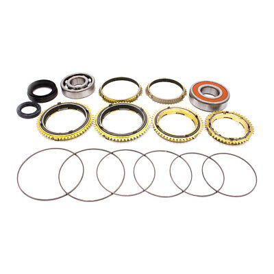 Synchrotech Carbon Rebuild Kit For Mitsubishi Evo 8 9 1St-5Th