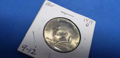 1979 D Kennedy BU Half Dollar Fifty Cents 50c Coin