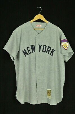 superior quality 5bf05 68699 MITCHELL & NESS New York Yankees Mickey Mantle #7 Wool Away Jersey XXL Made  USA
