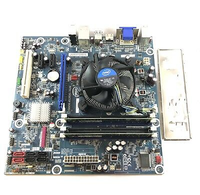 Intel DH55TC HDMI Motherboard with I3 530 2.93GHZ CPU & 4GB DDR3 RAM