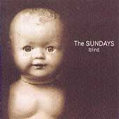 The Sundays - Blind  (CD, Oct-1992, DGC)