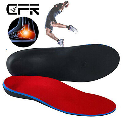Medical Orthotic Insoles Arch Support Cushion For Plantar Fasciitis Orthopedic A