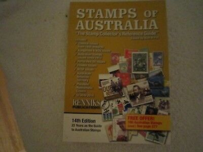 Stamps of Australia -  14th Edition: The Stamp Collector's Guide by Pitt, Alan