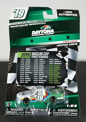 2019 Nascar Authentics 1 64 Daytona 500 Special Edition Or Wave Of Your Choice Contemporary Manufacture Toys Hobbies