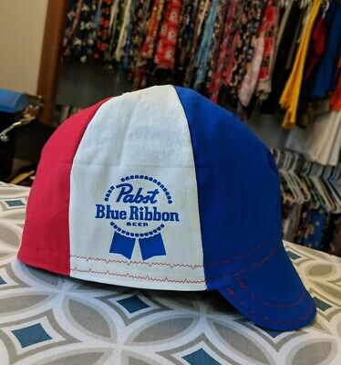 Wendys Welding  Hat Made With Michelob Ultra Applications NEW!!