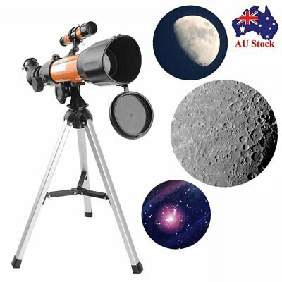F36050N 36x- 120x Zoom Monocular Astronomical Telescope Spotting Scope w/ Tripod