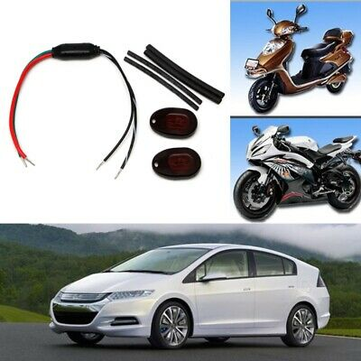 Motorcycle RF Car Immobilizer Anti Theft Relay Electronic Concealed Lock Hot