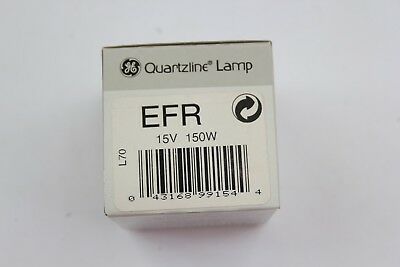 Ge Efr 15V 150W Projector Lamps
