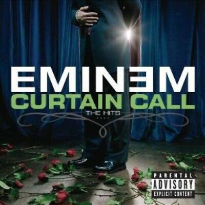 Eminem - Curtain Call - The Hits Cd (Best Of)