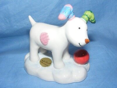 John Beswick The Snowman And The Snowdog Playing JBS18 Raymond Briggs NEW