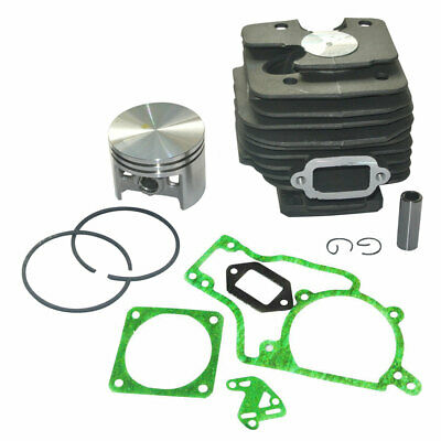 52mm Cylinder Liner Pot Head & Piston Kit For Stihl MS381 Chainsaw