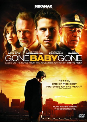 Gone Baby Gone (DVD 2008) Morgan Freeman