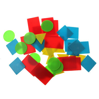 40pcs Maths Counters Games Sorting Counting Games Numeracy Educational Toy