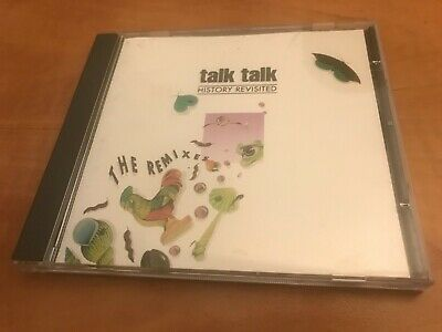 Rare Cd Album 11T Talk Talk History Revisited (Mark Hollis) Such A Shame