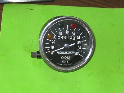 Can Am TNT175 125 Speedometer Rotax Bombardier mx250