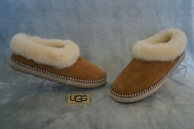 06f37501e80 UGG WRIN SLIPPERS , Womens US 11, Color: CHESTNUT 1007727